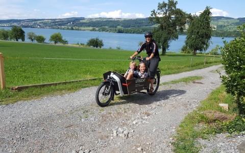 eCargo-Bike mieten
