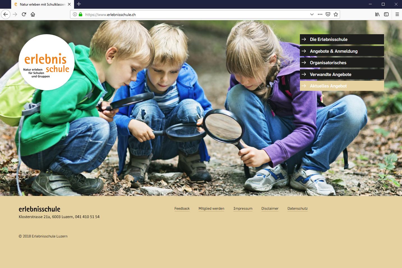 website_erlebnisschule