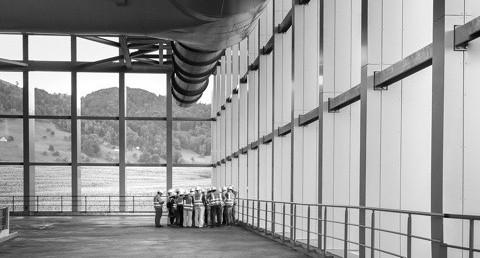 Renergia Besucherrundgang